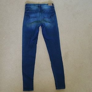 American Eagle Outfitters Jeans - TALL American Eagle high rise jeggings